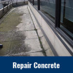 balcony waterproofing repairs