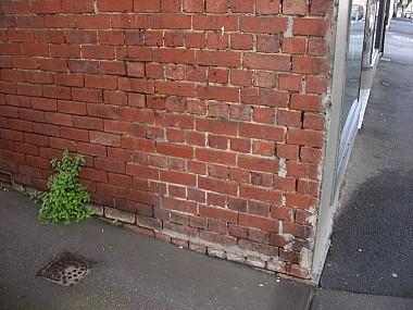 building brick repairs