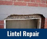 Lintel Repair