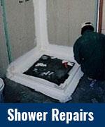 bathroom waterproofing membrane Shower Repairs