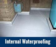Internal Waterproofing