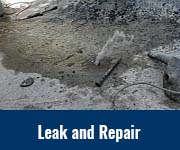 Leak and Repair