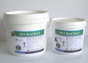 Decracoat - Water Based Quality Concrete Floor Coating
