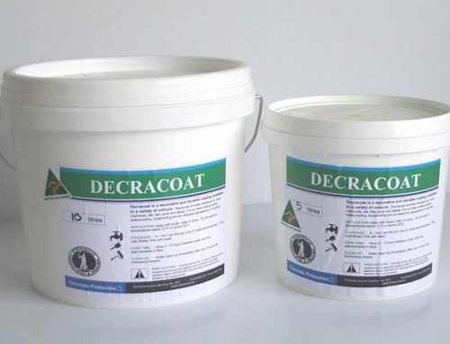 Decracoat – Water Based Quality Concrete Floor Coating