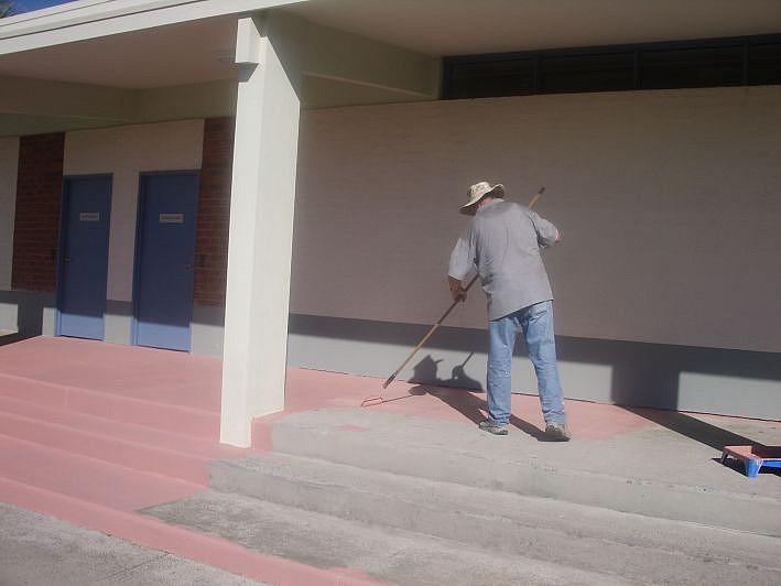 Decracoat - Water Based Quality Concrete Floor Coating