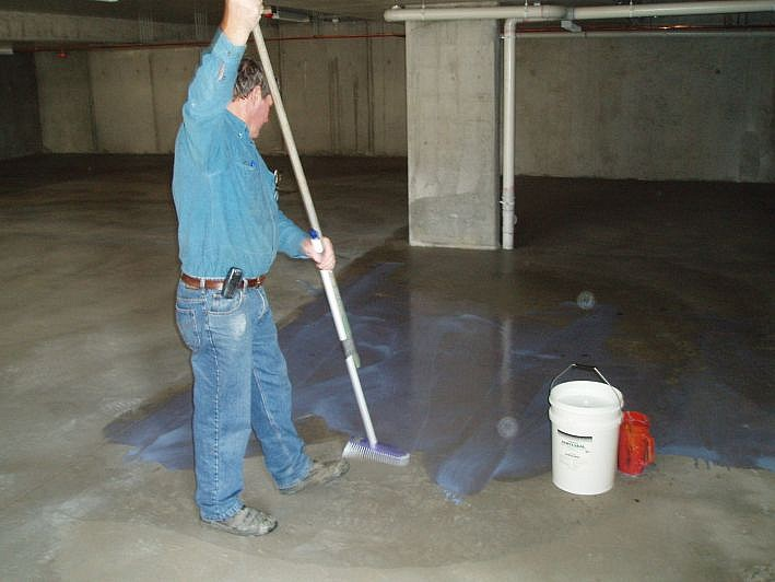 Acryseal - water based quality acrylic floor sealer