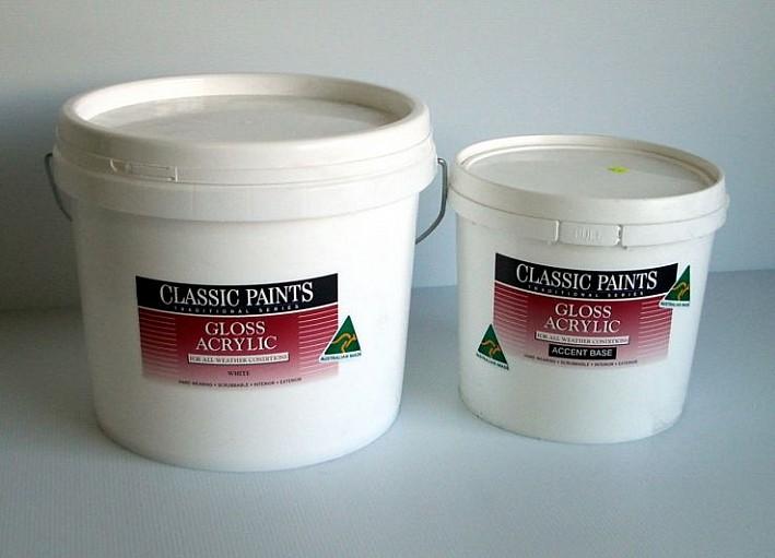 Classique Paints - Exterior Premium Paint