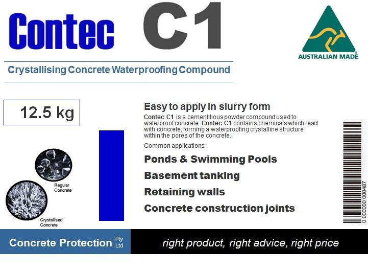 contec-c1-lable