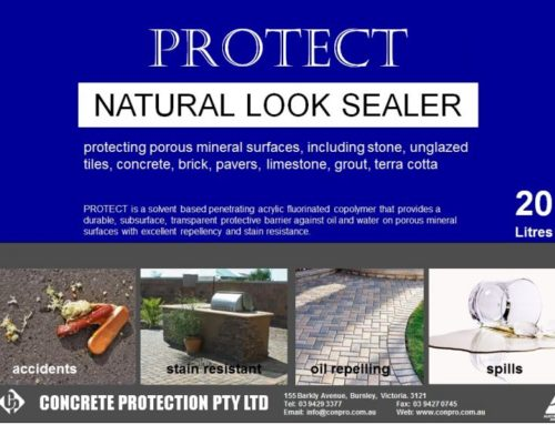 Protect – Natural Look Sealer