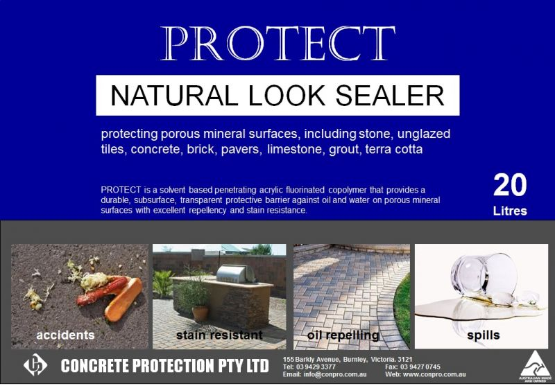 Protect - Natural Look Sealer