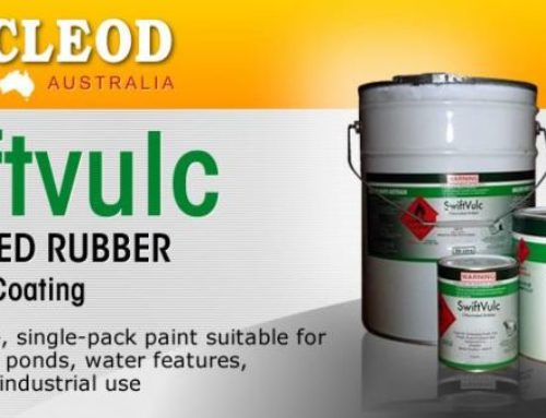 SwiftVulc – Chlorinated Rubber Paint – Chemical resistant Pool Paint