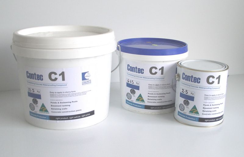 Waterproof Concrete Additive