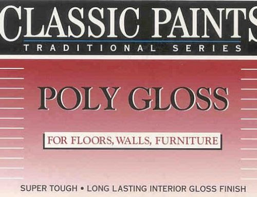 PolyGloss – Tough Interior Gloss Coating