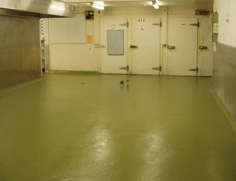Sika High Performance Floor Coatings - Concrete Protection