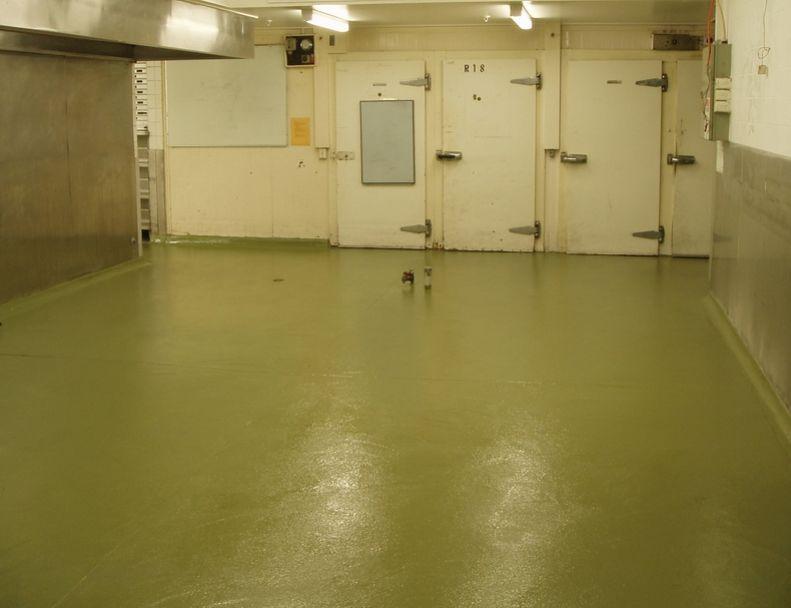 Sika High Performance Floor Coatings