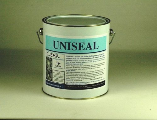 Uniseal – Superior UV Stable Solvent Based Acrylic Concrete Sealer