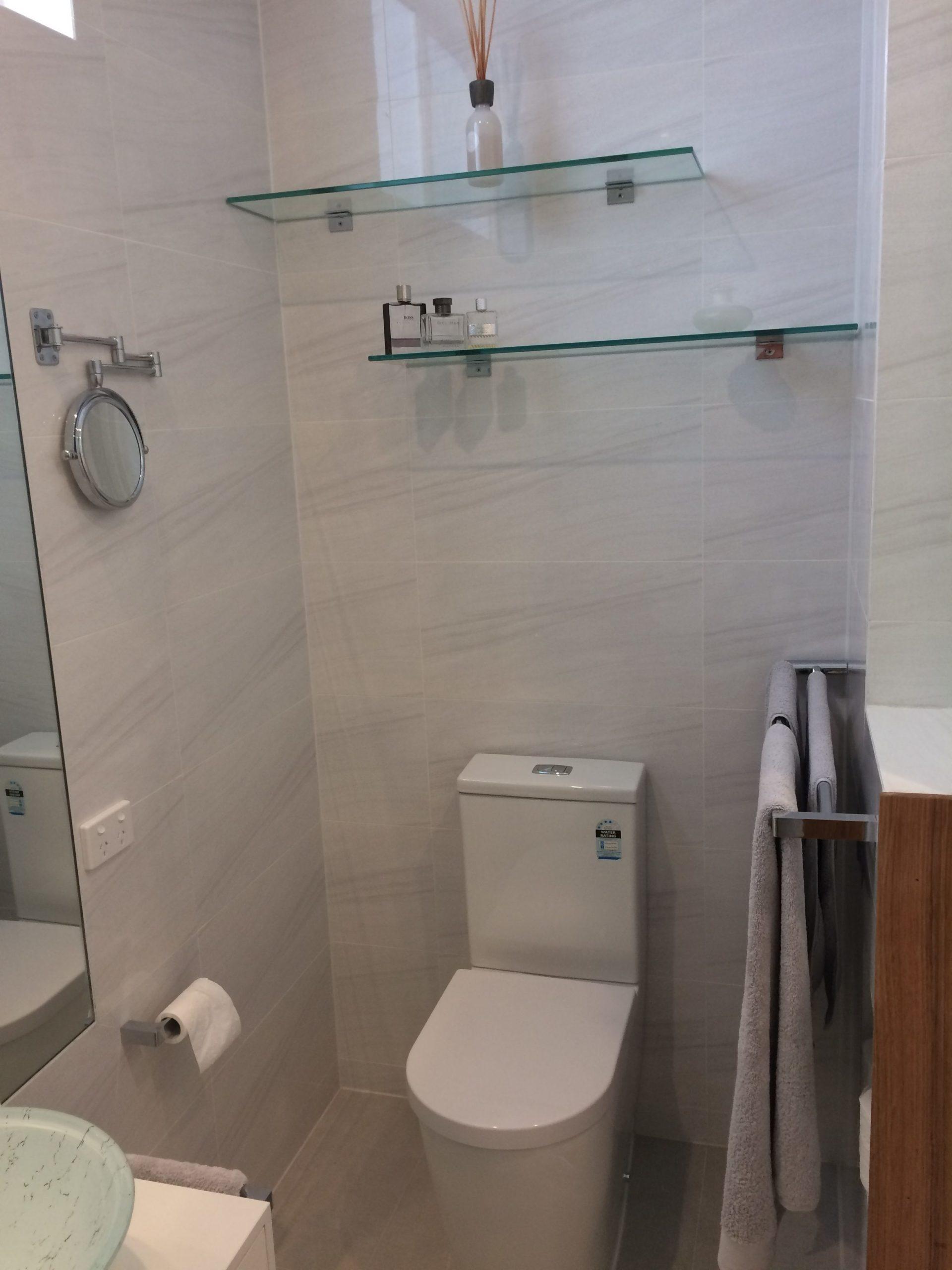 bathroom lekage