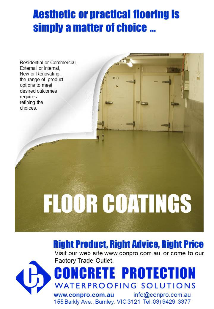 Floor Coatings leakage projection