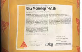 Sika Mono Top 612
